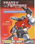 Transformers Commemorative Series Sideswipe