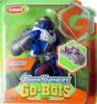 Transformers Go-Bots Cop-Bot (motorcycle)