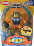 Transformers Go-Bots Strong-Bot (Invisibility Force ATV)