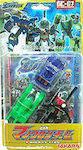 Transformers Galaxy Force (Takara) GC-07 Micron Team