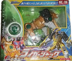 Transformers Galaxy Force (Takara) GC-16 Ligerjack