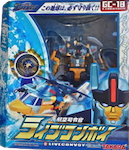 Transformers Galaxy Force (Takara) GC-18 Live Convoy