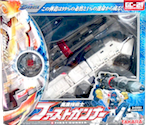Transformers Galaxy Force (Takara) GC-21 Fast Gunner