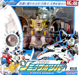 Transformers Galaxy Force (Takara) GC-22 Sonic Bomber