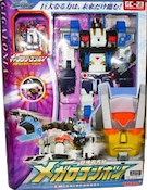 Transformers Galaxy Force (Takara) GC-23 Megalo Convoy