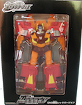 Transformers Galaxy Force (Takara) GC-99x Exillion -red exclusive