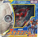 Transformers Galaxy Force (Takara) GD-03 Starscream