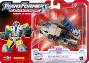 Transformers Universe Barricade