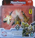 Transformers Universe Energon Saber (Scattor, Skyboom, Wreckage)