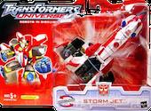 Universe Storm Jet