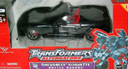 Transformers Alternators Battle Ravage