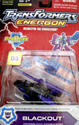 Transformers Energon Blackout (Combaticon team)