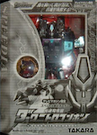 Transformers Galaxy Force (Takara) GC-99dnc Dark Nitro Convoy