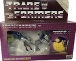Takara - Collector's Edition (G1) Cobalt Sentries - Howlback and Garboil