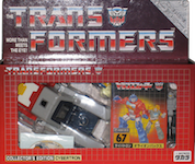 Takara - Collector's Edition (G1) Orion Pax and Dion