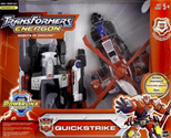 Transformers Energon Quickstrike