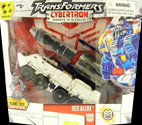 Transformers Cybertron Cybertron Defense Red Alert