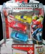 Transformers Cybertron Mini-Con Street Speed Team (Backtrack, Oval, Spiral)