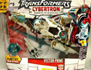 Transformers Cybertron Vector Prime (with Safeguard)