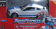 Transformers Alternators Wheeljack