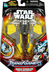 Transformers Crossovers Anakin Skywalker / Jedi Starfighter