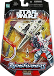Transformers Crossovers Clone Pilot / ARC-170 Starfighter