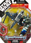Transformers Crossovers Clone Pilot (redeco) / ARC-170 Starfighter