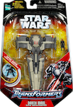 Transformers Crossovers Darth Maul / Sith Infiltrator