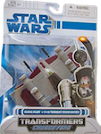 Transformers Crossovers Clone Pilot to V-19 Torrent Starfighter