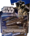Transformers Crossovers General Grievous / Grievous Starfighter