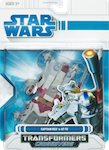 Transformers Crossovers Captain Rex to AT-TE 1