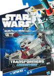 Transformers Crossovers Captain Rex to AT-TE