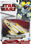 Transformers Crossovers Y-Wing Pilot to Y-Wing