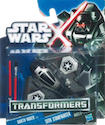 Transformers Crossovers Darth Vader / Jedi Starfighter, (basic)