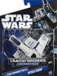 Transformers Crossovers Clone Commander Wolffe to Republic Gunship