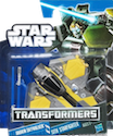 Transformers Crossovers Anakin Skywalker / Jedi Starfighter (basic)