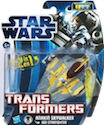 Transformers Crossovers Anakin Skywalker / Jedi Starfighter Delta-7B