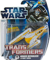 Transformers Crossovers Anakin Skywalker / Y-Wing Fighter