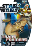 Transformers Crossovers Battle Droid / AAT