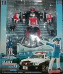 Transformers Binaltech (Takara) * Alert & Ai Kurumi (Asterisk)