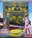 Transformers Binaltech (Takara) * Sunstreaker & Junko ShiraKami (Asterisk)