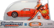 Transformers Alternators Rodimus (Prime)