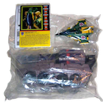 Transformers Timelines (BotCon) Darksyde Megatron and Waspinator