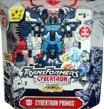 Transformers Cybertron Primus (without Unicron head)
