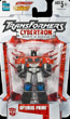 Cybertron Optimus Prime (red/black Legends)