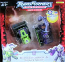 Transformers Universe Bonecrusher and Scavenger (Target exclusive)