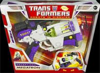 Classics Transformers Megatron