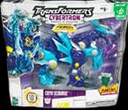 Transformers Cybertron Cryo Scourge