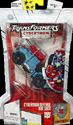 Transformers Cybertron Cybertron Defense Hot Shot