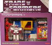 Takara - Collector's Edition (G1) Twincast and Flip Sides (e-Hobby)